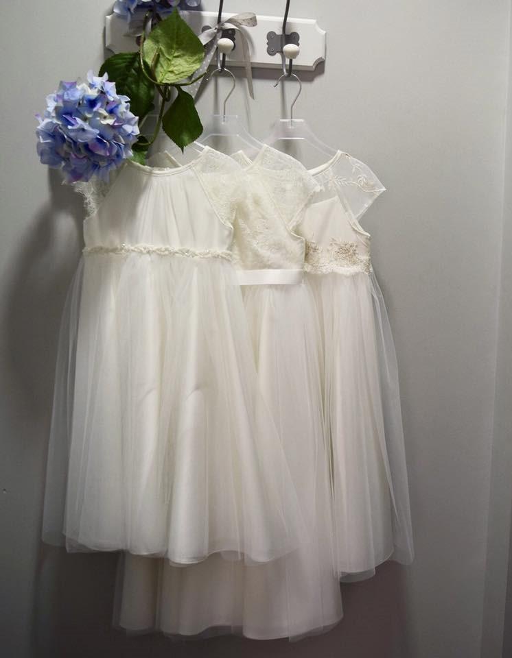 Robes de mariage enfant à Béziers, proche de Montpellier, Narbonne, Perpignan, Nimes, Rodez, Millau, Castres, Carcassonne