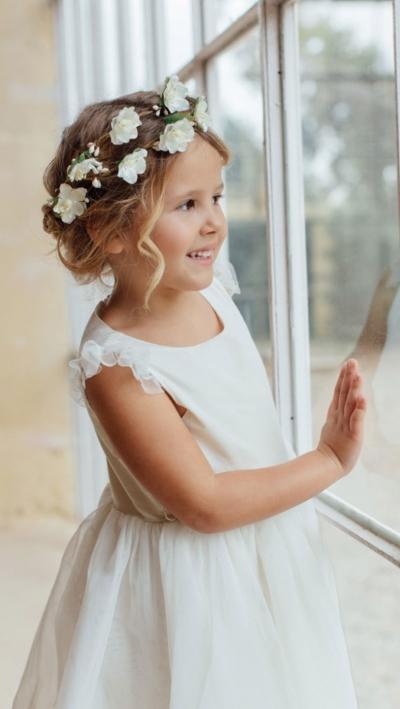 Robe de mariage petite filles, Montpellier narbonne perpignan Béziers