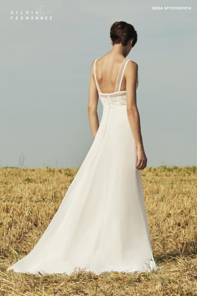 Robes de mariée Silvia Fernandez Béziers et Perpignan
