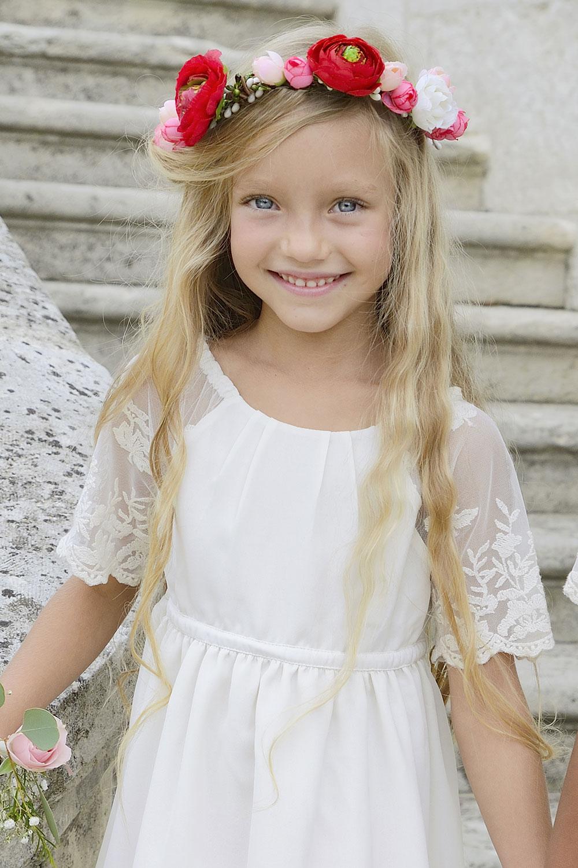 Tenue de cérémonie enfants, robes de mariage fille, costume de mariage garçons béziers perpignan monpellier narbonne